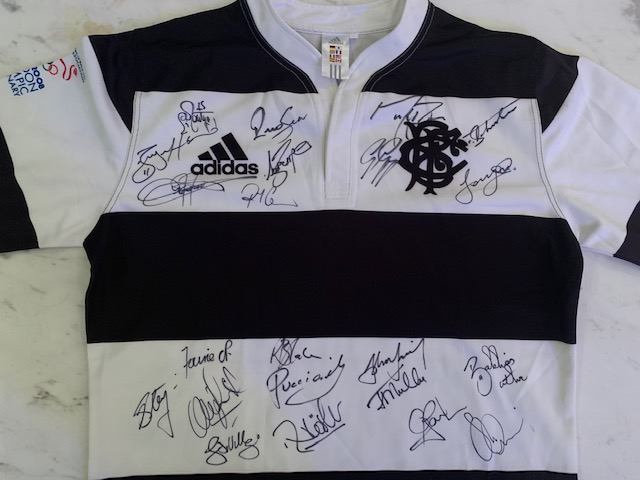 Barbarians Rugby Jersey