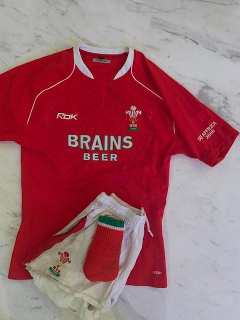 Welsh Rugby Jerseys