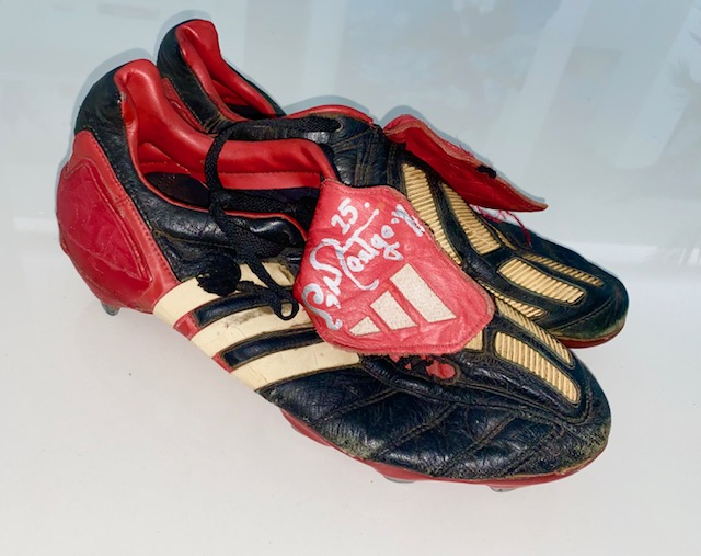 Percy Montgomery Rugby Boots