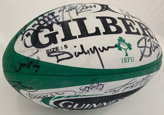 Ireland Rugby Ball